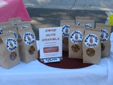All Natural Granola